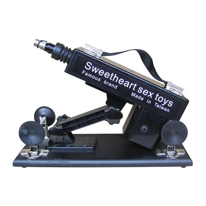 Coak very electric masturbation machine love