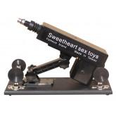 Popular Automatic Sex Machine 6 cm Retractable Masturbation Machine, Simulating Sexual Vibrator Sex Product, Adult Products