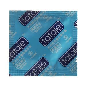 Enhanced Pleasure Natural Latex Condom (10-Pack)