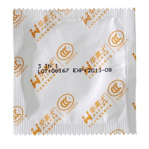 Studded Natural Latex Condoms (10-Pack)