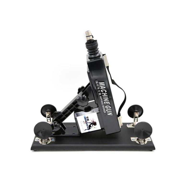 Newest Automatic Black Sex Machine Gun 4.5-5cm Retractable Masturbation Machine, Simulating Sexual Vibrator Adult Sex Product
