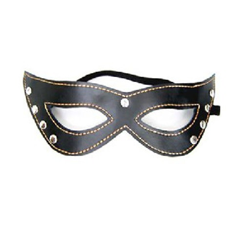 Sm novelty toy plolicy blindages sexy leather mask adult supplies philadelphian