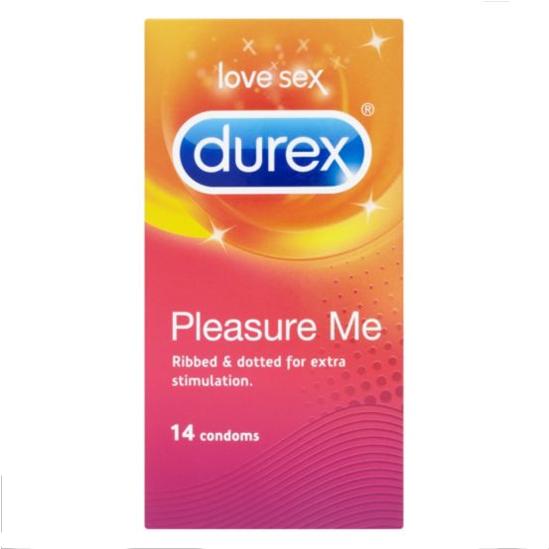 Durex Pleasure Me 14 Condoms