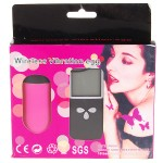 10-Mode Lcd Screen Wireless Remote Control Egg Vibrator