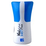 FunZone Vulcan Wet Anus Male Masturbator Stamina Training Sleeve (White +Blue)