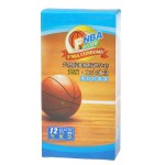 NBA Jasmine Flavored Natural Latex Lubricated Condoms (12-Pack)