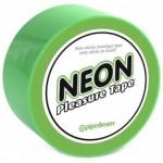 Neon Bondage Tape - Green