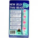 Jelly Thai Beads Pink