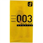 Okamoto 003 | Condoms | Real Fit 10pc