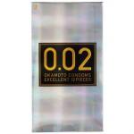 Okamoto 0.02 EX Polyurethane Condom 12pc | Regular Size (Japan Import)