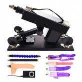 Automatic Couples Sex Machine Multiple Angel Masturbation Device