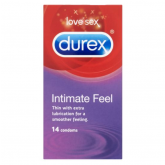 Durex Intimate Feel 14 Condoms