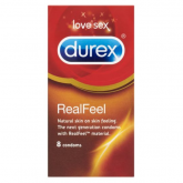 Durex Real Feel 8 Condoms