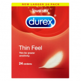 Durex Thin Feel Condoms 24 pack