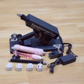 Automatic Sex Machine, Masturbation Love Machine Gun for Women and Men